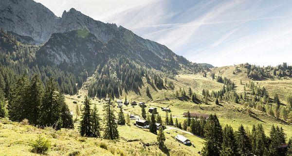 Kufsteinerland / Naturerlebnis Kaisergebirge | Vom Brentenjoch ins Kaisertal